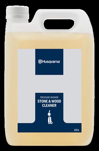 Bild på HUSQVARNA Rengöringsmedel - sten och trä