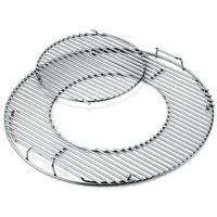 Bild på Weber® Gourmet BBQ System Grillgaller med centrumgaller - 47 cm Rostfritt