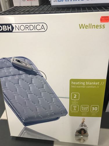 Bild på Obh Nordica Wellness heating blanket Fåtal kvar!
