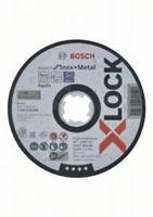 Bild på Bosch X-LOCK Kapskiva 125 mm Rostfritt och metall