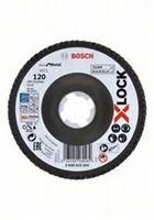 Bild på Bosch X-LOCK lamellslipskiva 120K