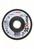 Bild på Bosch X-LOCK lamellslipskiva 60K