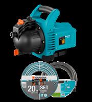 Bild för kategori GARDENA Bevattning/Hydroforpumpar Pumpautomater