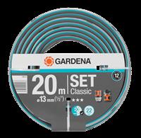 "Bild på GARDENA Classic Slang 13 mm (1/2"") 20 m Set 18006-24"