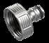 """Bild på GARDENA Premium Krankoppling 33.3 mm (G 1"""") 18242-20"""