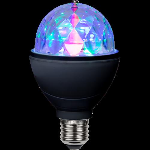 Bild på  LED-LAMPA E27 DISCO
