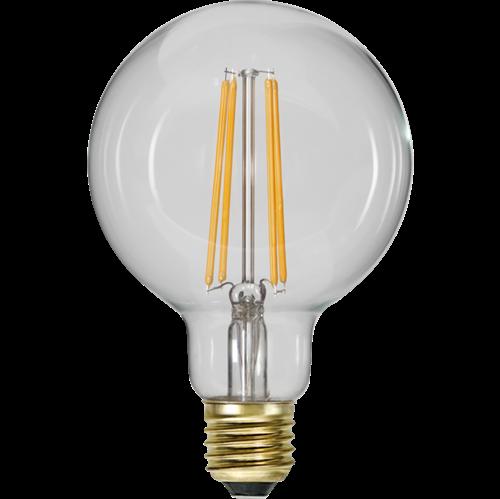 Bild på  LED-LAMPA E27 G95 SOFT GLOW 3-STEP
