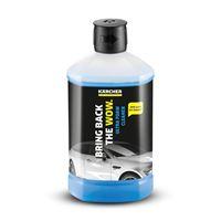Bild på KÄRCHER Skumtvättmedel, 3-i-1 Formula, Plug 'n' Clean, 1L