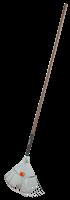 Bild på GARDENA NatureLine Ställbar bladfjäderräfsa i metall 17107-20