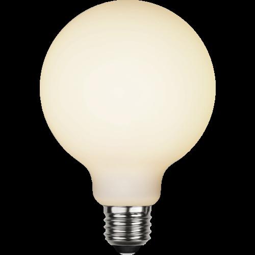 Bild på  LED-LAMPA E27 G95 OPAQUE DOUBLE COATING