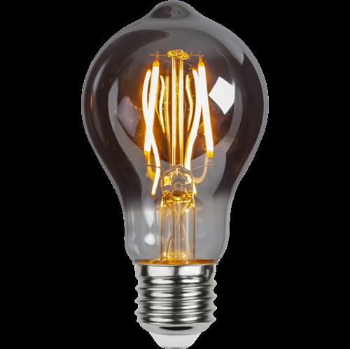 Bild på LED-LAMPA E27 TA60 PLAIN SMOKE