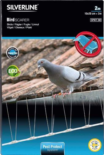 Bild på SILVERLINE Fågelpigg Spiky 2m