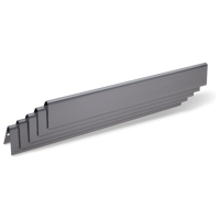 Bild på Weber® Flavorizers-Porslinsemaljerade Silver A/Spirit 200 Serien (55 CM)