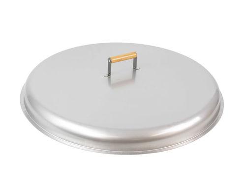 Bild på MUURIKKA Lock 78 cm Rostfritt för stekhällar